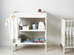 The Changing Table - Project Nursery