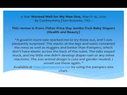 Wee Wee Diapers Size Chart Pampers Size Chart Youtube
