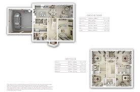 the hideaway bargate homes view floorplan