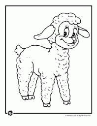 Small Picture Coloring Pages About Farm Animals Coloring Pages