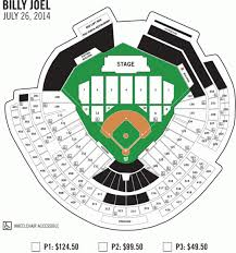 Nationals Stadium Chart Billy Joel Returns To Nationals Park