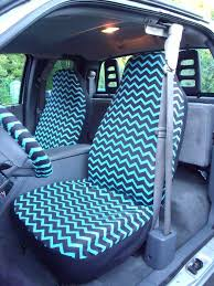 black and blue seat covers 1 set of black turquoise chevron print car seat covers and black and blue seat covers