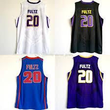 Huskies Markelle 20 Basketball Quality Black White Purple Jerseys Fultz Top Jersey Washington College Mens University