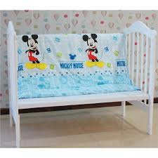 baby cot mickey mouse bedding set 60x120cm comforter only