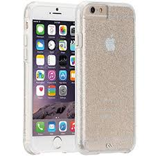 iphone 6 plus case. case-mate iphone 6 plus case - naked tough sparkle effect slim protective iphone