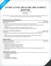 How To Write An Entry Level Resume Inspiration Entry Level Management Resume Objective Examples Summary Sample