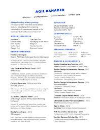 Aqil Raharjo Resume