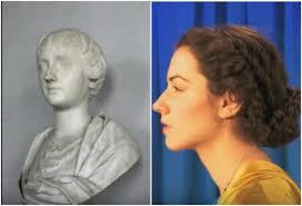 Archeologička S Hrebeňom žena Odkrýva Záhady Dávnych účesov