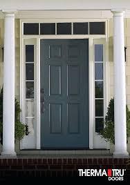 best paint for fiberglass door smooth star fiberglass door painted gale force best paint for smooth