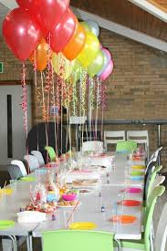Decorating Birthday Table Ideas Ohio Trm Furniture