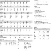 Louis Garneau Women S Size Chart Garneau Cycling Shorts Size Chart