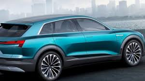 2018 audi electric car. unique electric new allelectric 2018 audi etron suv  interior concept and audi electric car