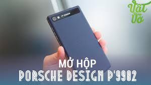 Blackberry Porsche Design P 998