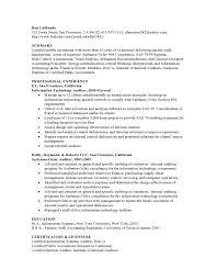 Resume Samples Vault Com