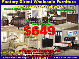 Bedroom Sets SA Furniture San Antonio Furniture of Texas