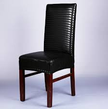 microfiber dining room chair covers chair cover pu leather stretchable dining chair seat covers of microfiber