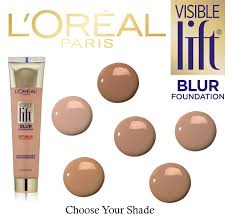 Details About New Loreal Visible Lift Blur Foundation Various Colors
