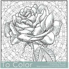 Elegant Printable Coloring Pages Adults Or For Download Free 86 Only