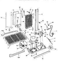 lg refrigerator parts diagram. frigidaire side by refrigerator system parts | model frs24wscb0 searspartsdirect lg diagram
