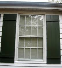 Decorative Exterior Window Shutters Designs ALL ABOUT HOUSE DESIGN - Exterior shutters uk