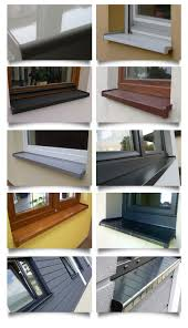Fensterbank Verkleidung Standard Innen Alle Längen Pvc Farbe Weiß