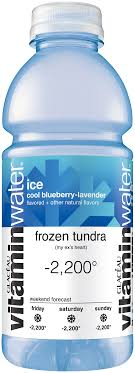 Light Blue Vitamin Water These New Vitaminwater Fire Ice Flavors Will Heat You Up
