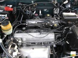 1997 Toyota RAV4 4WD 2.0 Liter DOHC 16-Valve 4 Cylinder Engine ...
