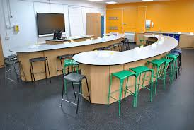 Science Lab Furniture Collection