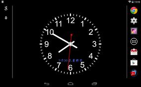 Digital Clock Wallpaper ...