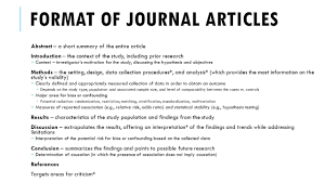Article Review Format Monzaberglauf Verbandcom