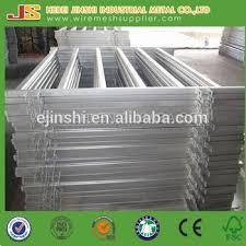 Durable Galvanized Steel Farm Fence Panelcattle Livestock Panels