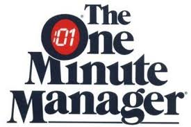 key lessons we can learn from the one minute manager