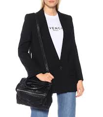 Givenchy Pandora Size Chart Pandora Small Leather Shoulder Bag