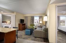 Homewood Suites Williamsburg: 2 Bedroom Suite With 2 Queen Beds And 1 King  Bed