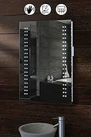 My furniture Opticon Illuminated LED Bathroom Mirror Amazon