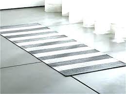 gray and white striped rug black white runner rug black and white striped rug runner rugs