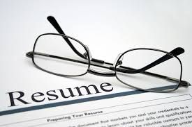 what is a resume resume glasses