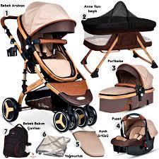 Baby Home 945 Paris Travel Sistem Bebek Arabası Anne Yanı Sepet Beşik 7'in  1 Full Takım - Ayhan Çocuk   Anne ve Bebek Ürünleri Mağazası - Kampanyalar