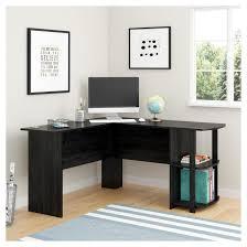 large l shaped office desk. Dakota L-Shaped Desk With Bookshelves - Altra Large L Shaped Office E