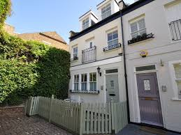 Mews House Chelsea London Stock Photo Royalty Free Image Mews Home