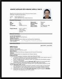 resume format YourMomHatesThis