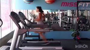 Treadmill HIIT sprinting today...an... - <b>MissFit</b> Personal Training