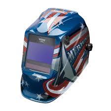 Lincoln Welding Helmet Light Kit Lincoln Electric Viking 2450 All American Auto Darkening Welding Helmet With 4c Lens Technology K3174 4