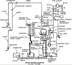 ford 2000 tractor wiring diagram wiring diagram and schematic design automotive wiring diagram ford 3000 tractor