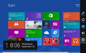 Windows Flatform Windows 8 Not Fully Baked Still Good For A New Platform