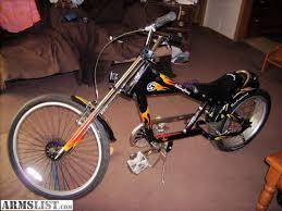 armslist for sale schwinn stingray orange county chopper bicycle