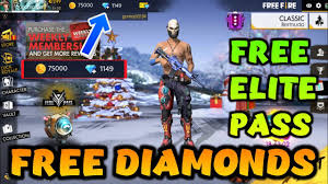 There are some other ways too for earning coins in limited quantities like completing daily quests, watching videos, etc. How To Get Free Diamonds In Free Fire 2019 Upgrade Elite Pass Free Hindi Garena Freefire Youtube