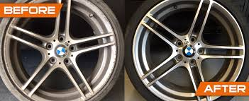 alloy wheels colour change refurbished bmw wheels
