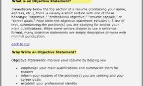 Some Objectives For Resume 33 Lovely Sample Of Good Objectives In Resume Malcontentmanatee