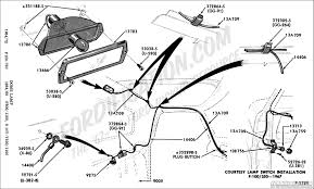 ford truck technical drawings and schematics section i 1964 1972 f100 f750 1964 1969 f800 1100 n nt t500 1100